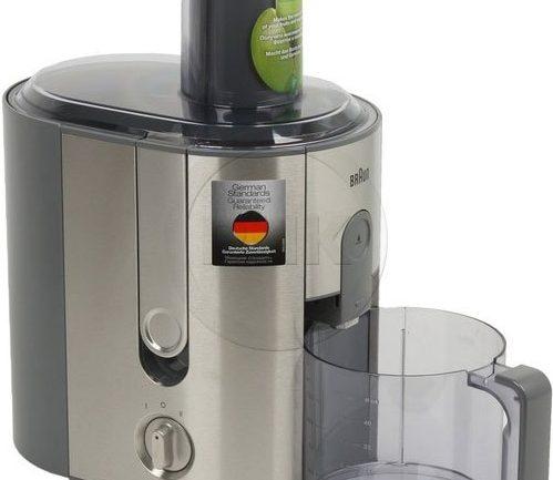 Máy ép trái cây Braun J700 của Đức-Đánh gía từ người tiêu dùng