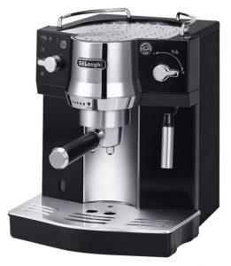 may pha ca phe espresso delonghi ec820b 1 261x300 - Máy pha cà phê Espresso Delonghi EC820.B