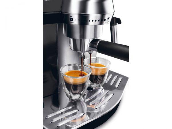 may pha ca phe espresso delonghi ec820b 5 600x450 - Máy pha cà phê Espresso Delonghi EC820.B