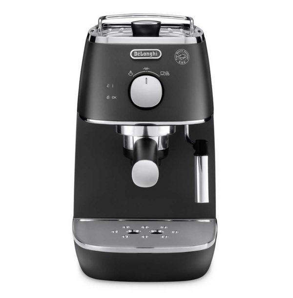 may pha ca phe espresso delonghi eci 341bk 1 Copy 600x611 - Máy pha cà phê Espresso Distinta Delonghi ECI 341.BK