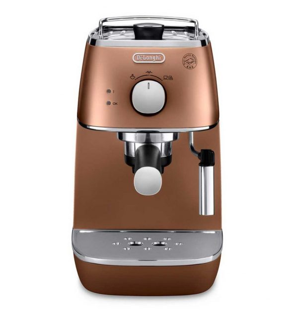 may pha ca phe espresso delonghi eci 341cp 1 600x632 - Máy pha cà phê Espresso Distinta Delonghi ECI 341.CP