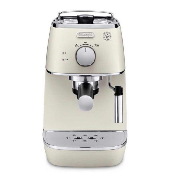 may pha ca phe espresso delonghi eci 341w 1 600x629 - Máy pha cà phê Espresso Distinta Delonghi ECI 341.W