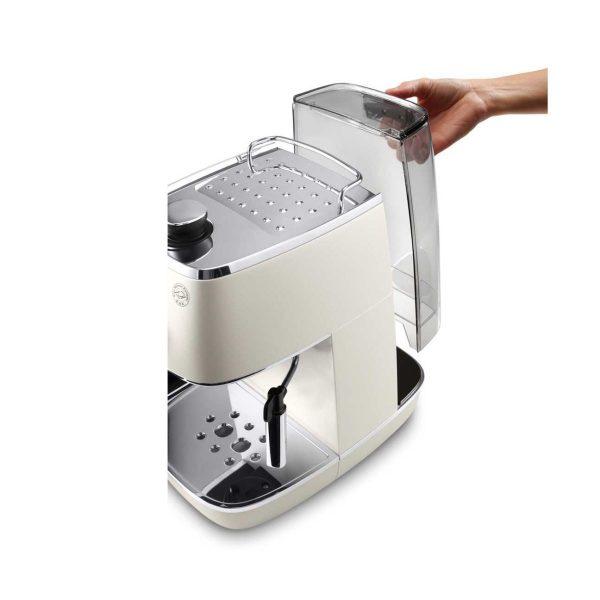 may pha ca phe espresso delonghi eci 341w 3 600x600 - Máy pha cà phê Espresso Distinta Delonghi ECI 341.W
