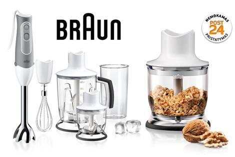 So sánh máy xay cầm tay Braun MQ545 và MQ5045