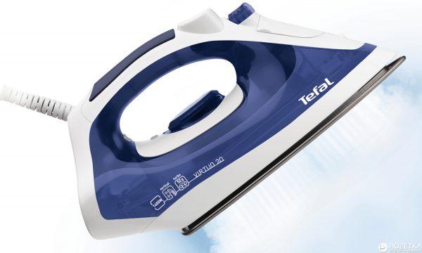 tefal  fv1320 2 600x360 - Bàn ủi hơi nước Tefal FV1320 sản xuất Indonesia